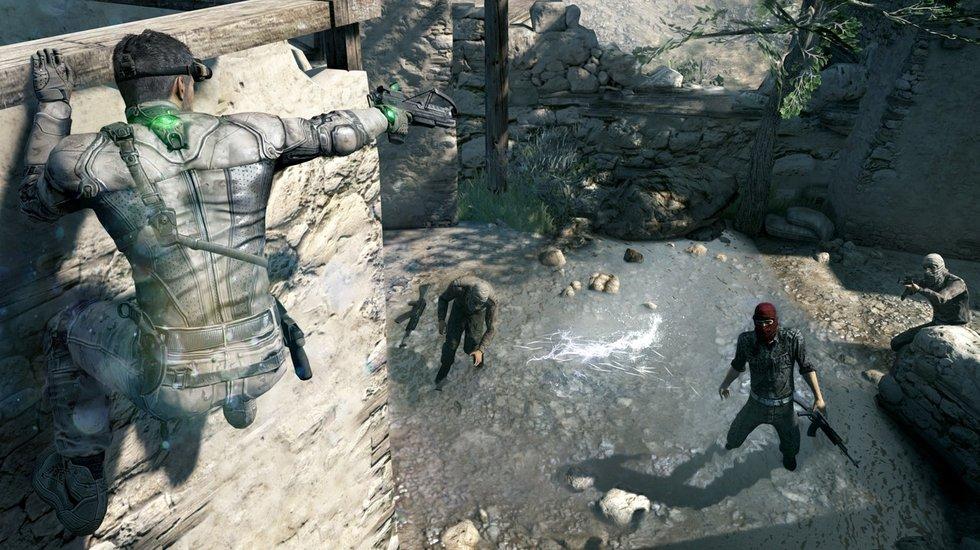 Rumor: 'Splinter Cell: Blacklist' coming to Wii U