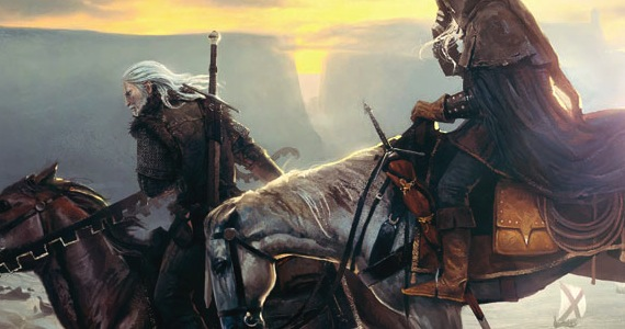 'The Witcher 3' is coming to PS4 in 2014