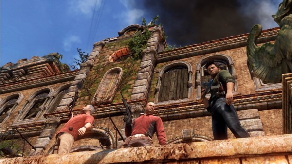 'Uncharted 3' multiplayer goes free-to-play