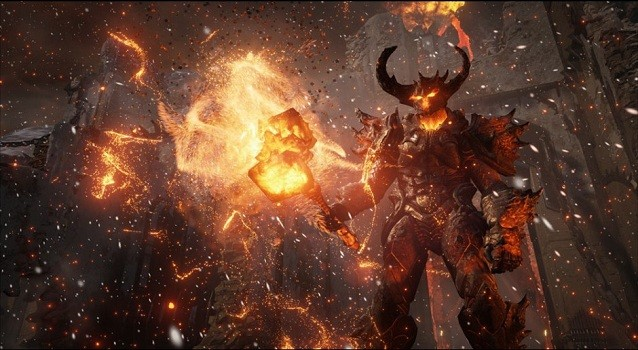 Playstation 4 first demo shown using the Unreal Engine 4