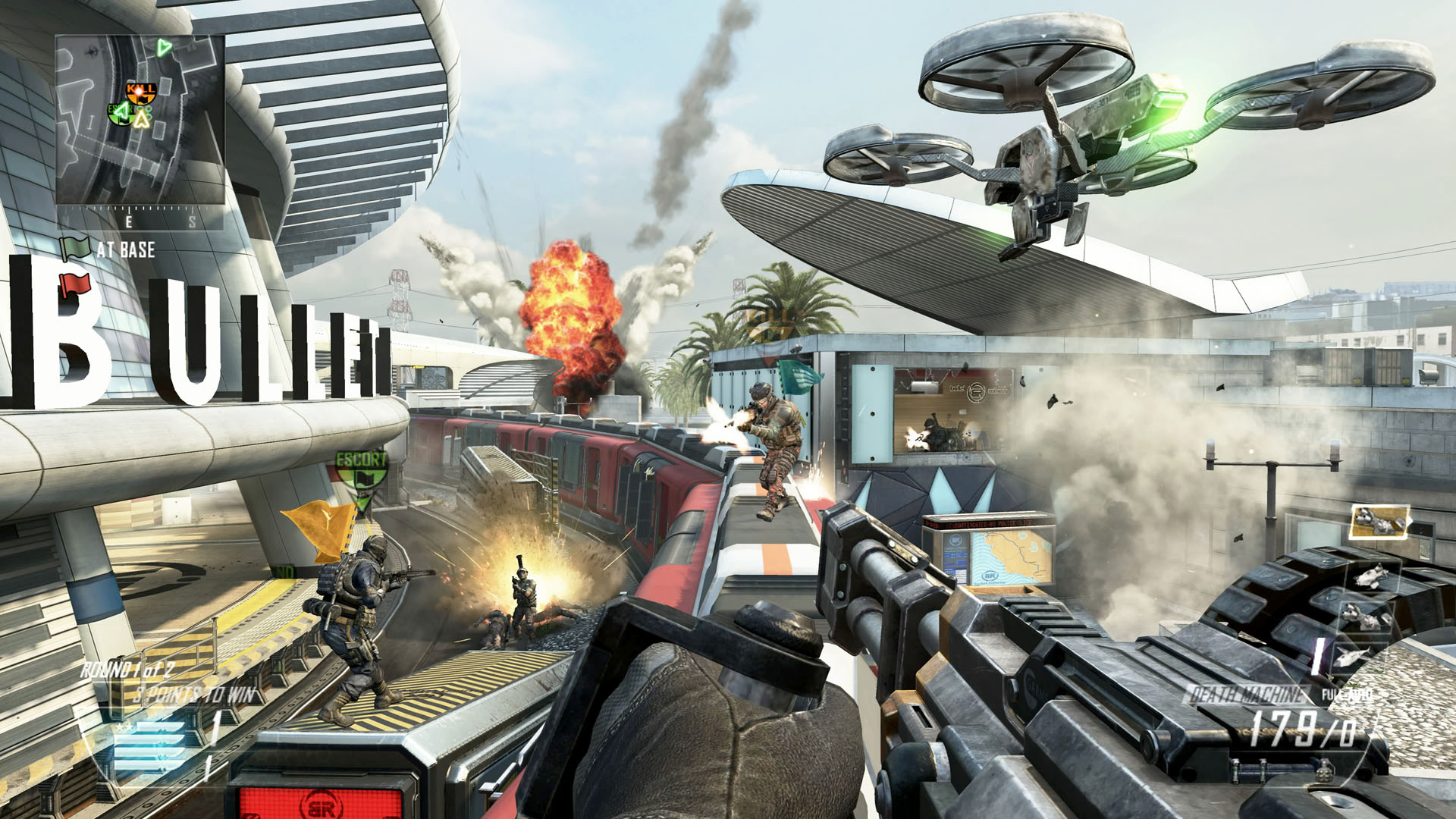 'Call of Duty: Black Ops II' free on Steam this weekend