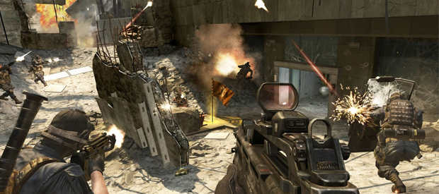 New Call of Duty title slated for 2013