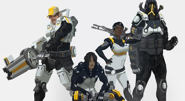 Before the game comes concept art – Benjamin Huen: 'Mass Effect 3'