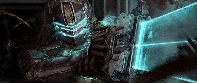 Visceral Games announces 'Dead Space 3' DLC