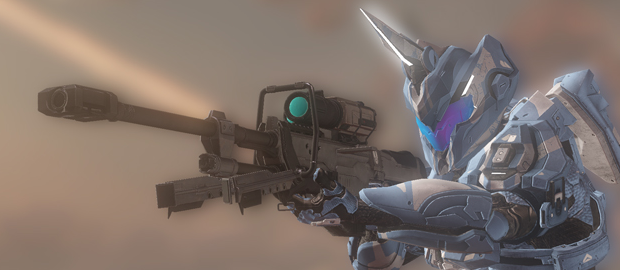 This week's 'Halo 4' multiplayer update adds Team Objective and Snipers