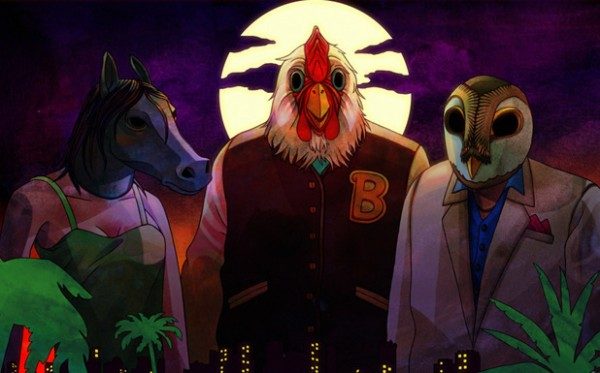 'Hotline Miami' coming to PlayStation 3 and PS Vita this Spring