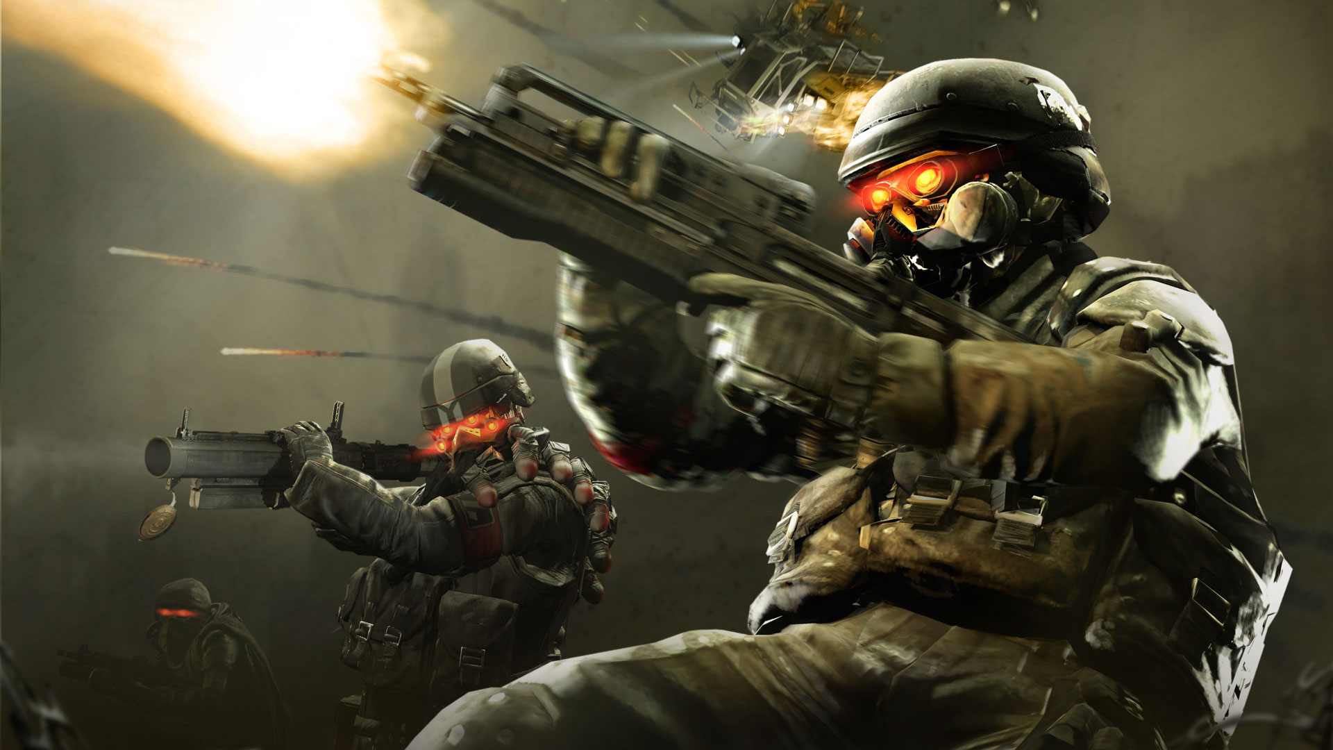 Rumor: 'Killzone 4' is PS4 title, releasing this year