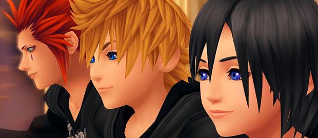 'Kingdom Hearts HD 1.5 ReMIX' heads westward this fall