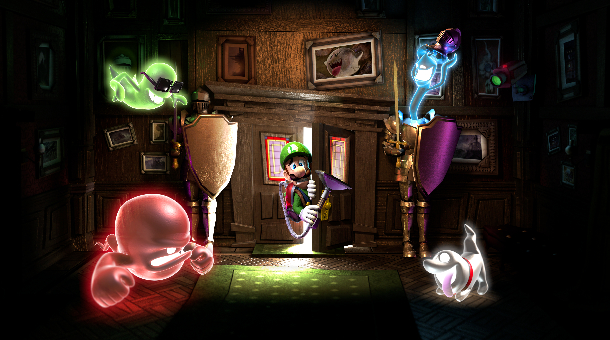 'Luigi's Mansion: Dark Moon' multiplayer modes detailed