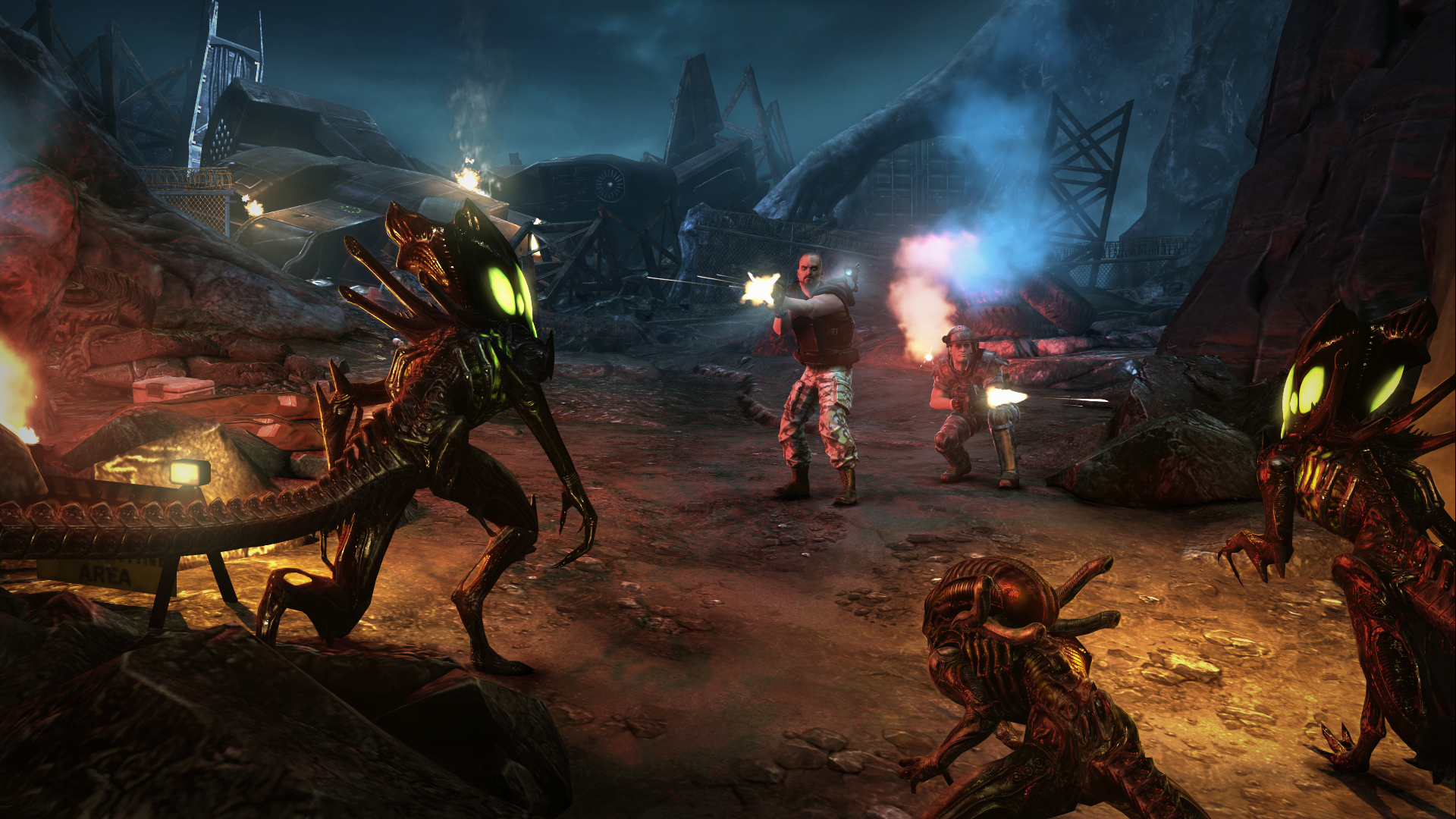 'Aliens: Colonial Marines' on store shelves a week early