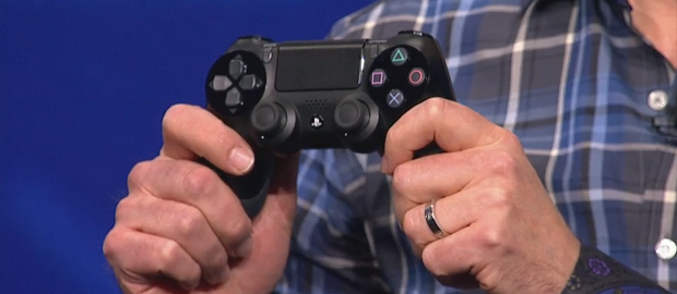 Sony unveils DualShock 4 for the Playstation 4