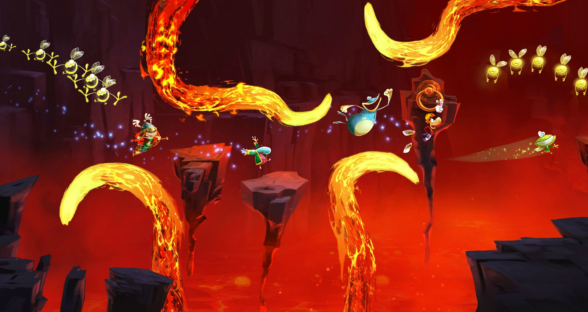Petition to keep February release date for 'Rayman Legends' gaining steam