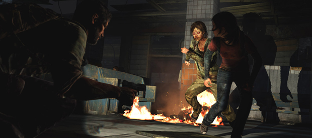 'The Last of Us' receives new gameplay, screenshots