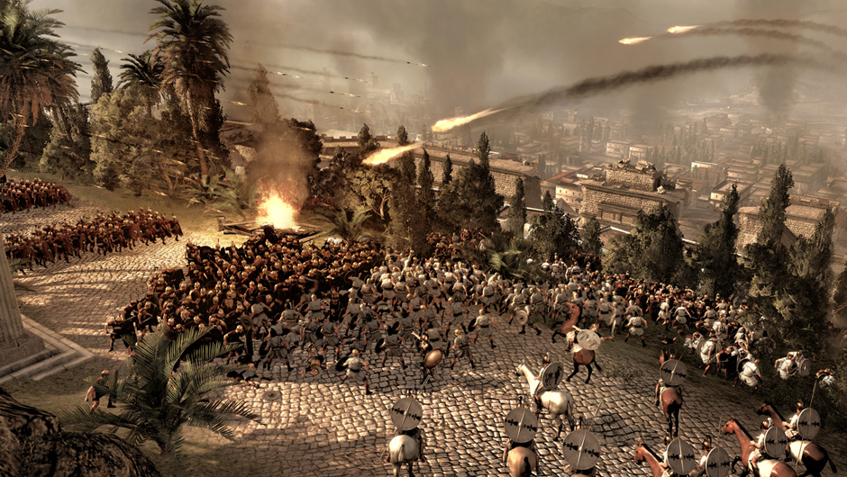 'Total War: Rome II' introduces Teutoburg Forest in new trailer