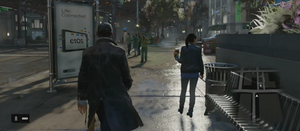 'Watch Dogs' confirmed for PS4