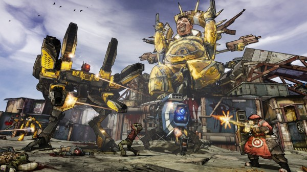 Here's a tease of the fourth 'Borderlands 2' DLC expansion