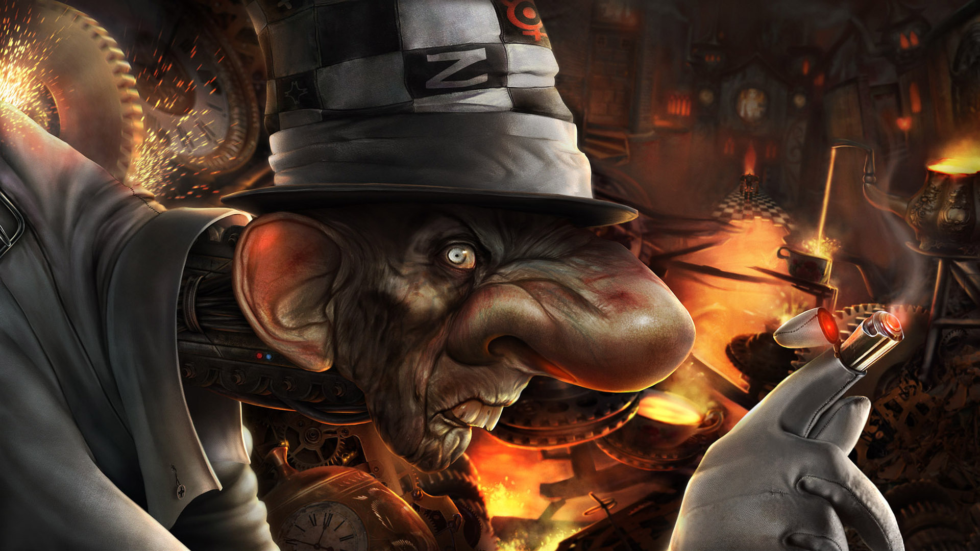 Third 'Alice' game being considered by American McGee
