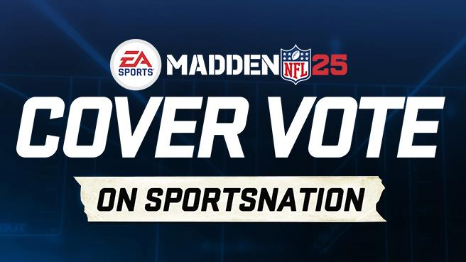 EA SPORTS 'Madden NFL 25' cover vote athletes unveiled