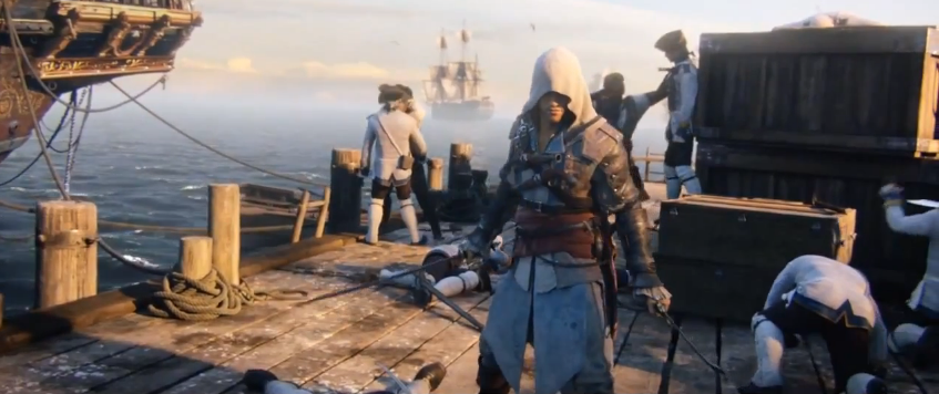'Assassin's Creed IV: Black Flag' world premiere trailer leaks out