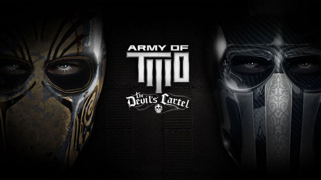 'Army of TWO: The Devil's Cartel' co-op demo arrives next week
