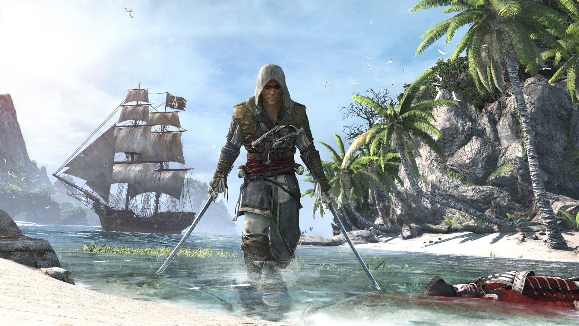 Is 'Assassin's Creed IV: Black Flag' the last significant game in the series?