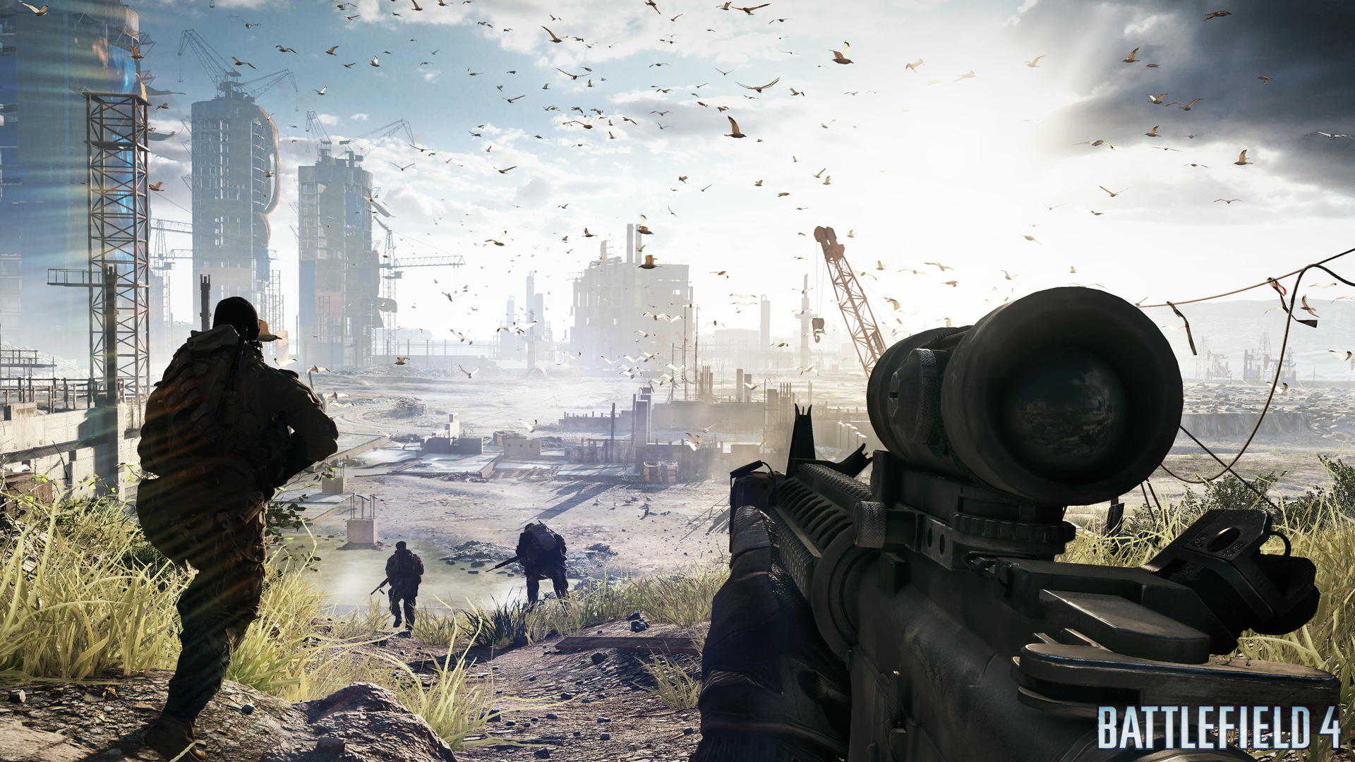 'Battlefield 4' receives debut trailer, 17 minutes of gameplay