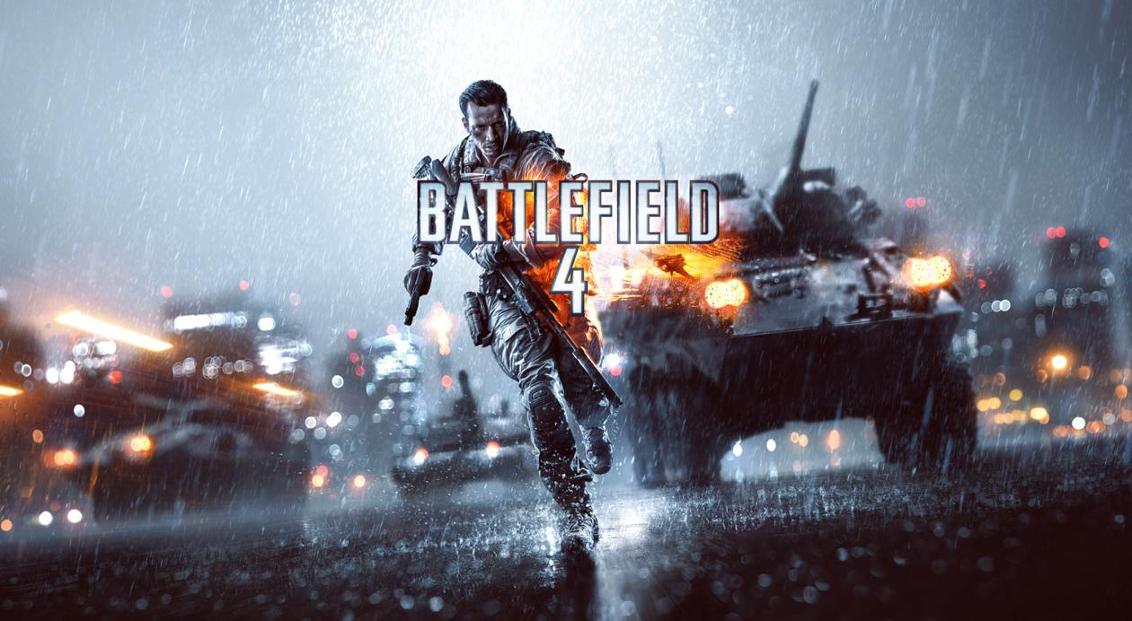 DICE teases 'Battlefield 4,' full trailer this month