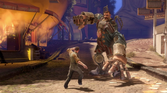 'BioShock Infinite' launch trailer makes one last effort to excite you