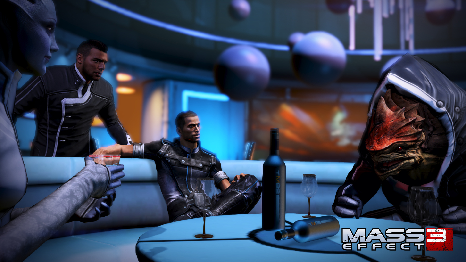 'Mass Effect 3: Citadel' trailer released, DLC split into two downloads on Xbox 360