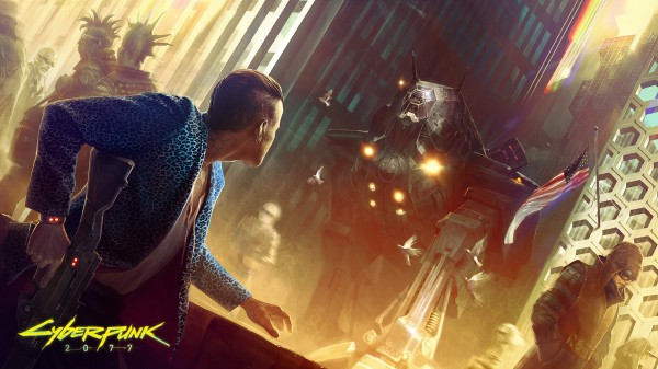 'Cyberpunk 2077' characters could speak in multiple languages, players would buy translators