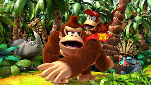 'Donkey Kong Country Returns 3D' hits May 24