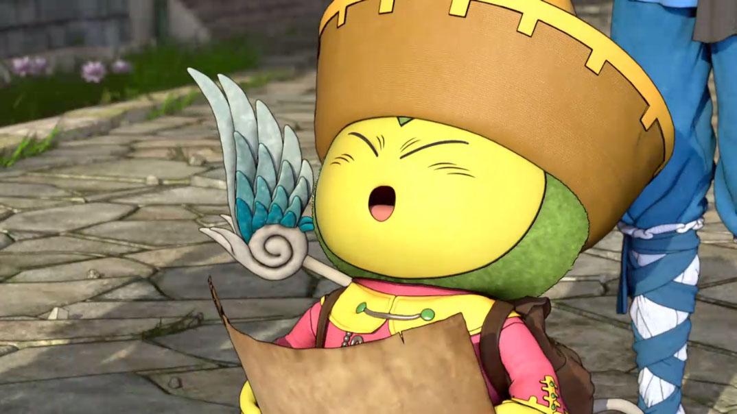 'Dragon Quest X' sees an official Wii U trailer