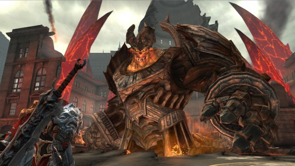 Crytek USA to bid on 'Darksiders' IP