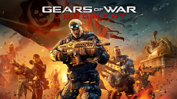 Trust your guts with the launch trailer for 'Gears of War: Judgment'