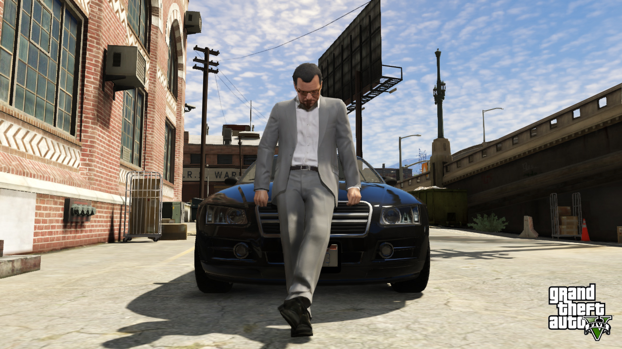 New 'GTA V' screens show off car chases, deep-sea diving and more