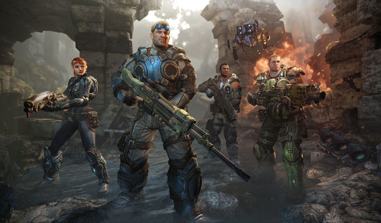 'Gears of War: Judgment' Survival Mode announced, gameplay released