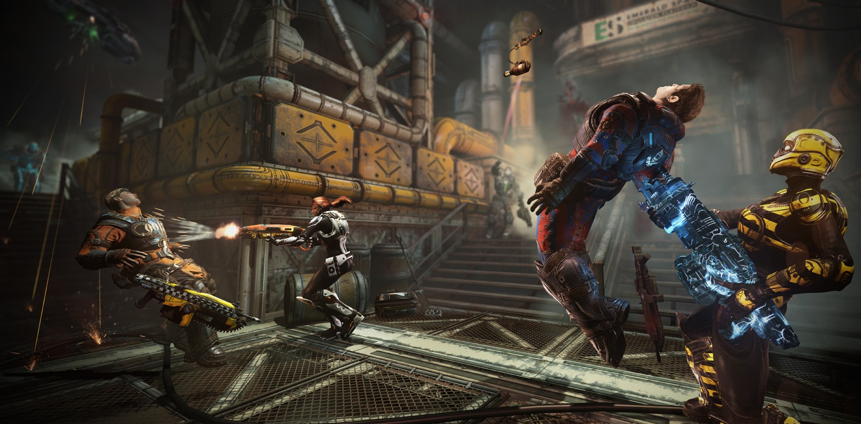 'Gears of War: Judgment' has second campaign set in Gears of War 3