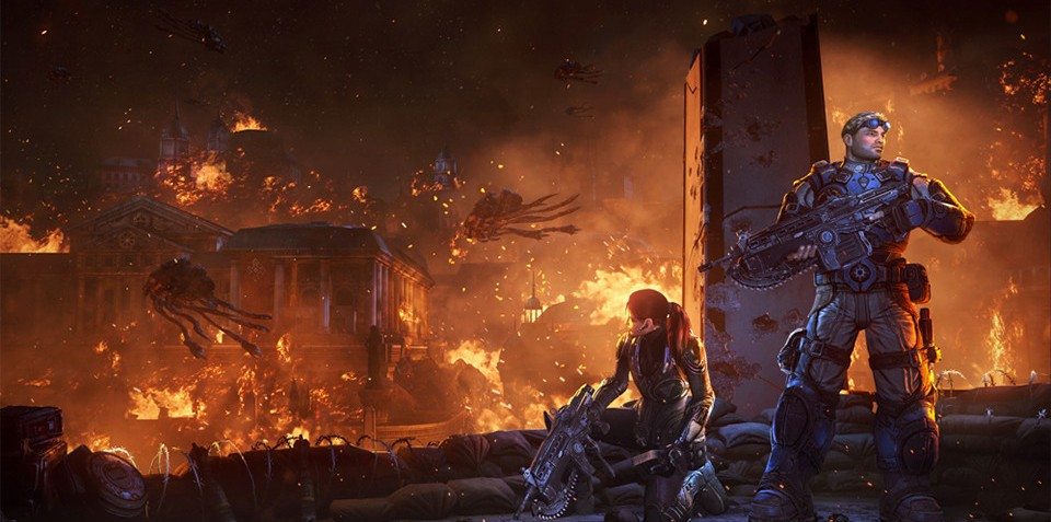 Win a copy of 'Gears of War: Judgment'