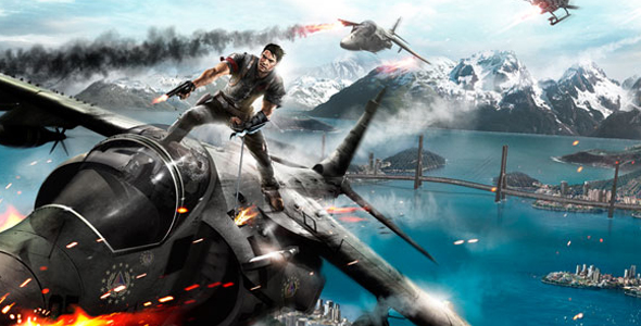 Just Cause developer: 'PS4 will out-power most PCs'