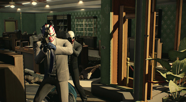 'Payday 2' announced for PC, XBLA, and PSN