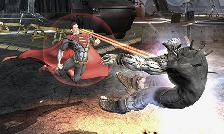 'Injustice: Gods Among Us' demo to hit next week