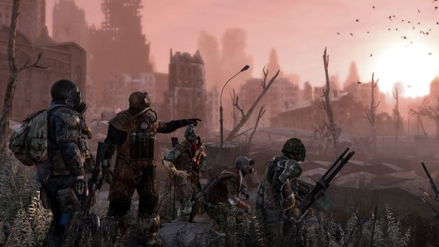 PAX East: 'Metro: Last Light' is a shooter with a message