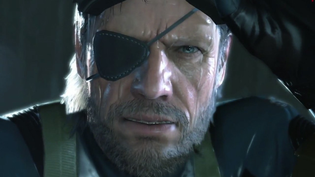 'Metal Gear Solid V' is 'The Phantom Pain' and 'Metal Gear Solid: Ground Zeroes' combined *UPDATE*