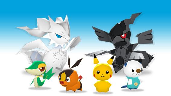 'Pokemon Rumble U' is basically 'Skylanders' with Pocket Monsters