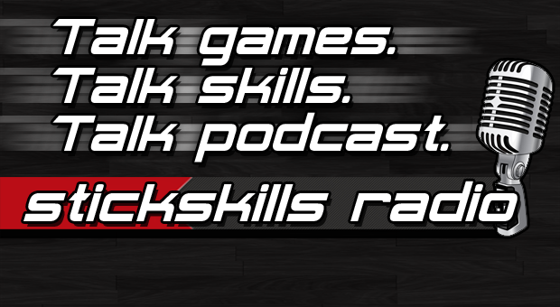 StickSkills Radio Episode 26 – Tomb Raider, Ridiculous Fishing & Gaijin Games