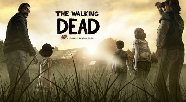 Telltale's 'The Walking Dead' is coming to PlayStation Vita