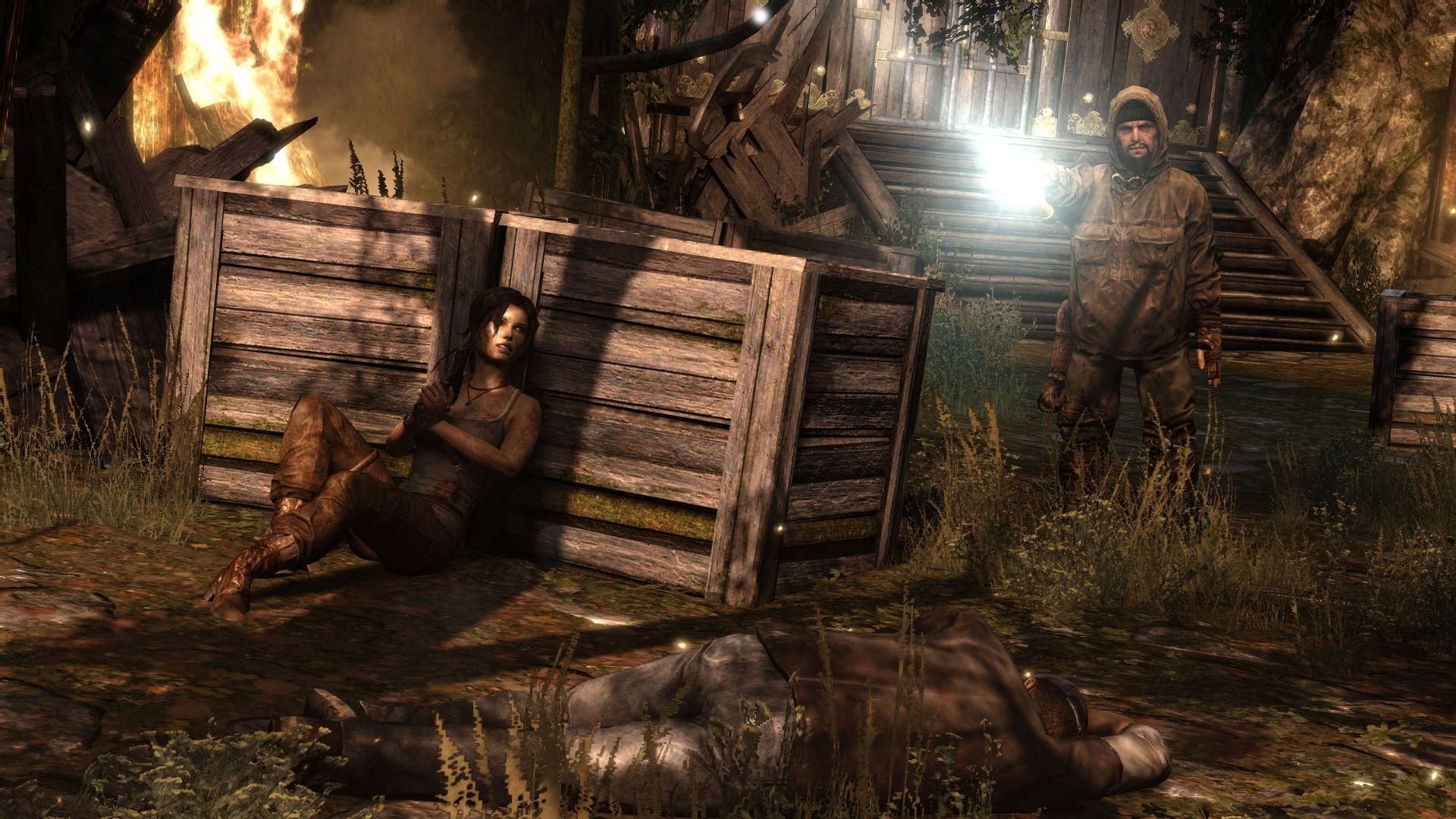 'Tomb Raider' selling single-player upgrades