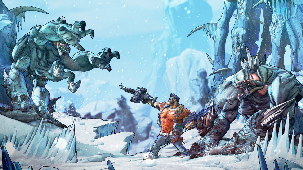 Backpack, ammo and level cap increases coming to 'Borderlands 2'