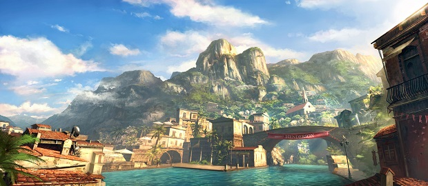 'Dead Island: Riptide' screenshots show off new tropical paradise