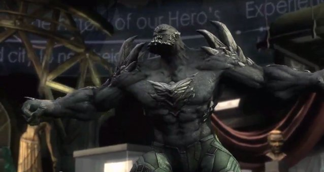 Doomsday confirmed as playable in 'Injustice: Gods Among Us'